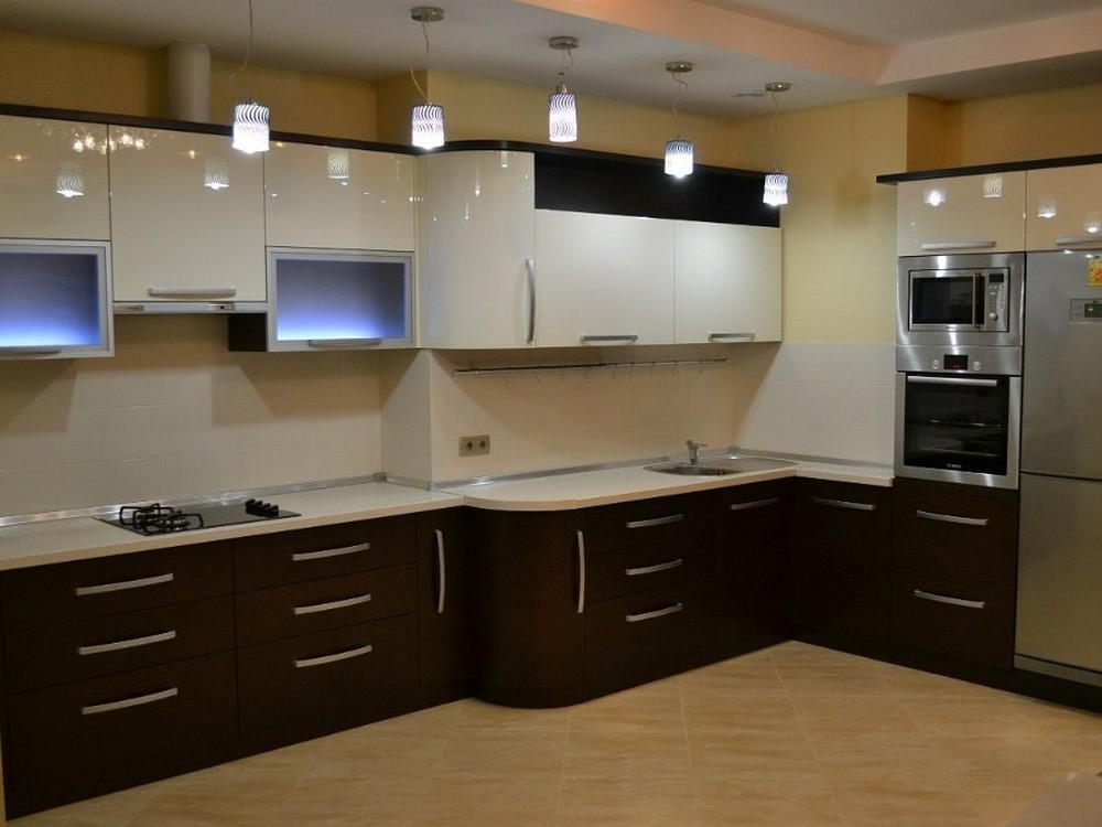 фото образцов угловых кухонь нас всегда